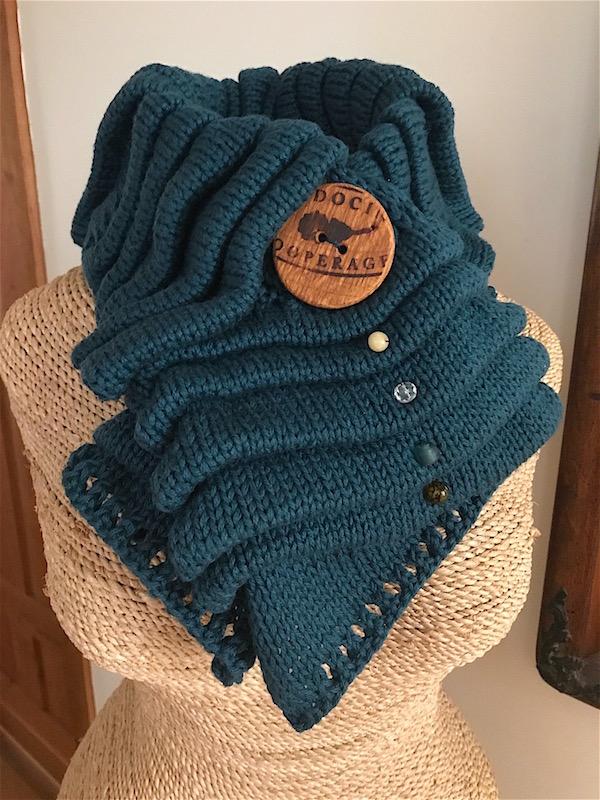 Ecobutterfly Organic Cotton Yarn Patterns Kits