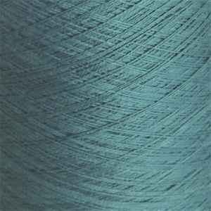 Ecobutterfly Ecology Strings: Organic Cotton Yarn (Color: Teal)