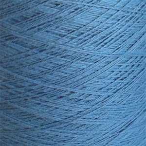 Ecobutterfly Ecology Strings: Organic Cotton Yarn (Color: Bluebird)
