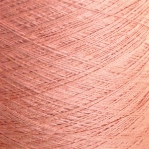Ecobutterfly Ecology Strings: Organic Cotton Yarn (Color: Peach)