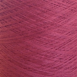 Ecobutterfly Ecology Strings: Organic Cotton Yarn (Color: Rose)