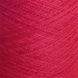 Ecobutterfly Ecology Strings: Organic Cotton Yarn (Color: Poppy)