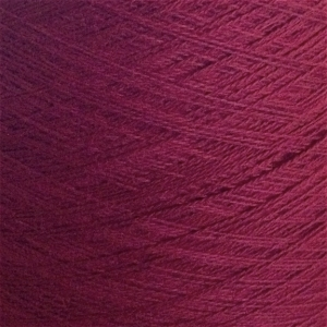 Ecobutterfly Ecology Strings: Organic Cotton Yarn (Color: Garnet)