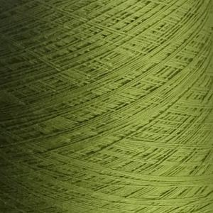 Ecobutterfly Ecology Strings: Organic Cotton Yarn (Color: Wasabi)
