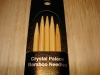 "6"" Crystal Palace Bamboo Knitting Needles, Double-Pointed Size 0-1"