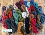 Ecobutterfly Entwined: GOTS Organic Linen Yarn
