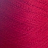 Ecobutterfly Ecology Strings: Organic Cotton Yarn (Color: Ruby)