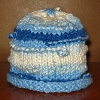 The Blues Mariposa Baby Hat Kit  (NEW!)