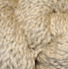 Marshmallow (Natural) Mariposa hand Brushed Aran Organic Cotton Yarn