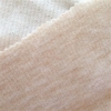 Pakucho Organic Cotton Color Grown Cafe/Tanguis Hand Brushed Subtle Striping Fleece Fabric