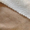 Peruvian GOTS Native Organic Cotton Color Grown Tumbleweed/Tanguis Hand Brushed Fleece Fabric
