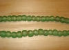 15 Soft Spring Artisan Medium Recycled Glass Beads