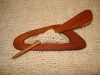 Eco-friendly Shawl Pin (Cedar)