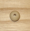1 20mm Big Hole Rainforest Tagua Nut Bead (All 7 colors Available)